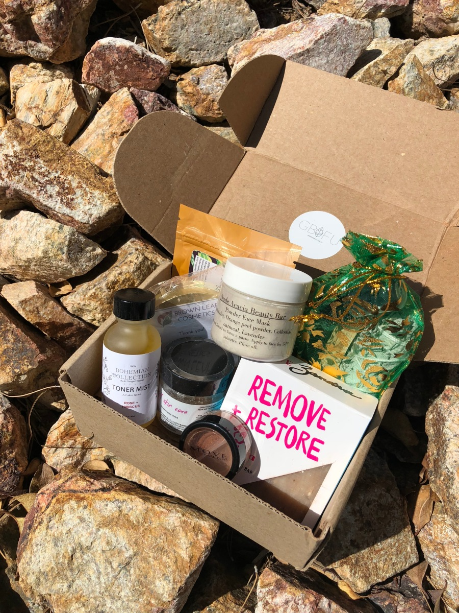 Unboxing: GB4U Revive Your Glow Spring Box