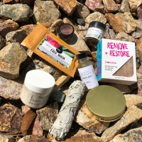 "Unboxed — Green Beauty for Us ""Revive Your Glow"" Spring Box"