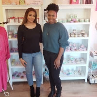 Vanessa Simmons' Sugar Me Skincare Launch