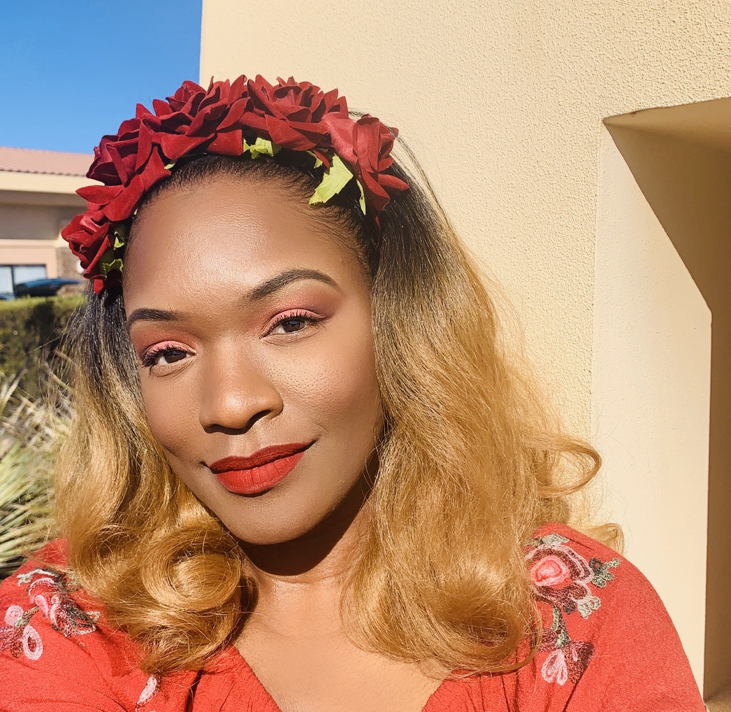 Get The Look — A Valentine's Day Beat